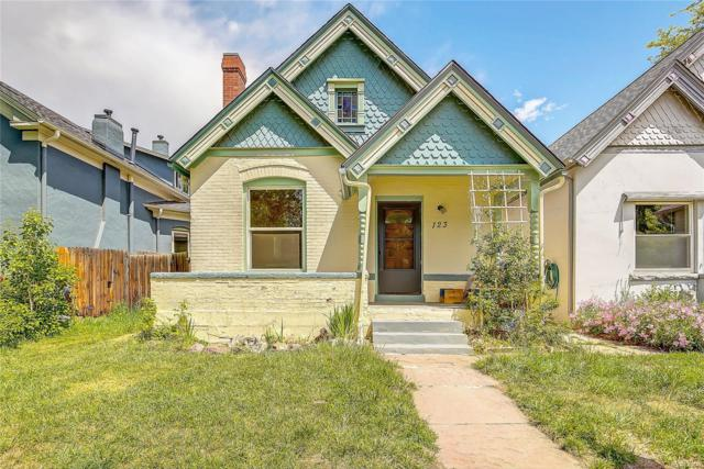 123 W Archer Place, Denver, CO 80223 (#9173362) :: The DeGrood Team