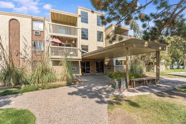 1300 S Parker Road Ph10, Denver, CO 80231 (#9173371) :: Wisdom Real Estate
