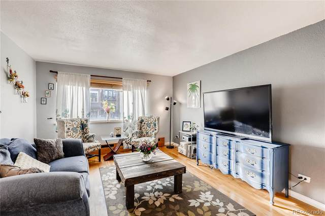 1144 N Ogden Street #202, Denver, CO 80218 (#9173464) :: The Harling Team @ Homesmart Realty Group
