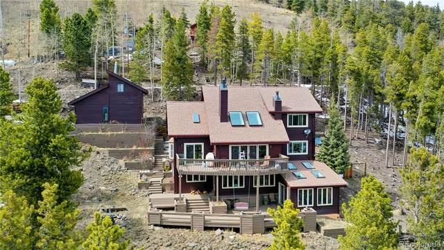 82 Hill Circle, Evergreen, CO 80439 (#9173736) :: Wisdom Real Estate