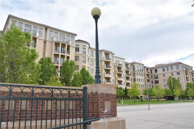 2500 E Cherry Creek South Drive #310, Denver, CO 80209 (MLS #9173902) :: 8z Real Estate