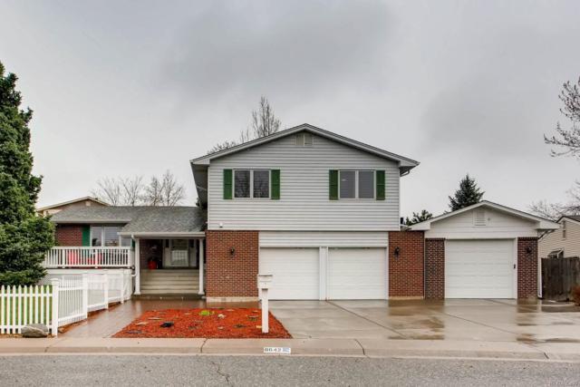 8642 E Doane Place, Denver, CO 80231 (#9173934) :: Wisdom Real Estate