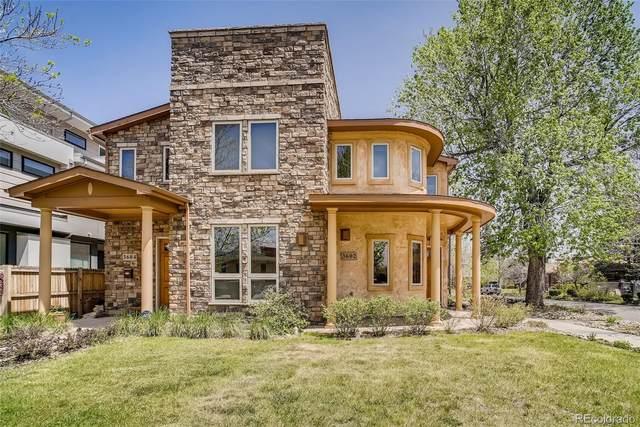 3602 Wyandot Street, Denver, CO 80211 (#9174152) :: Briggs American Properties