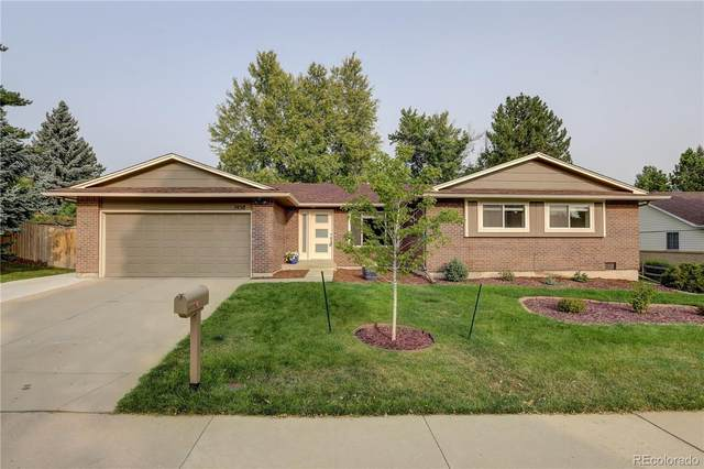 7458 S Clarkson Circle, Centennial, CO 80122 (#9174961) :: Kimberly Austin Properties
