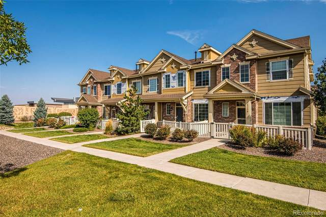16313 W 63rd Place B, Arvada, CO 80403 (#9175275) :: The DeGrood Team