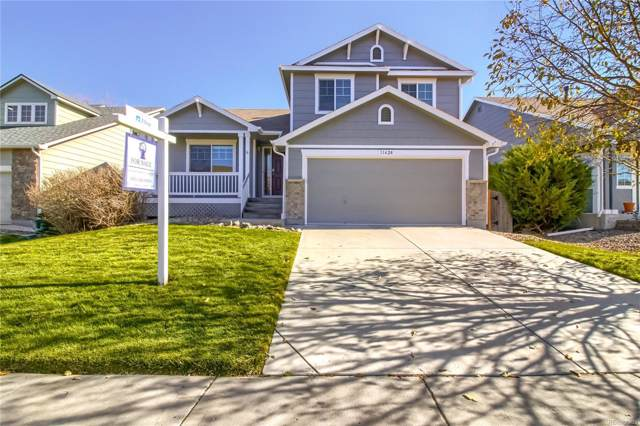 11428 Ironton Street, Commerce City, CO 80640 (MLS #9175515) :: Bliss Realty Group
