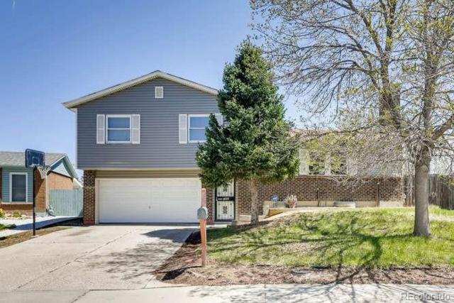 1666 S Fairplay Street, Aurora, CO 80012 (#9175806) :: The Pete Cook Home Group