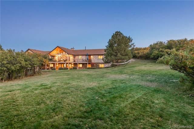 2241 Hawken Drive, Castle Rock, CO 80109 (MLS #9176035) :: Kittle Real Estate