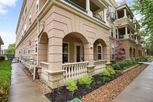 45 N Ogden Street #101, Denver, CO 80218 (MLS #9176088) :: Find Colorado