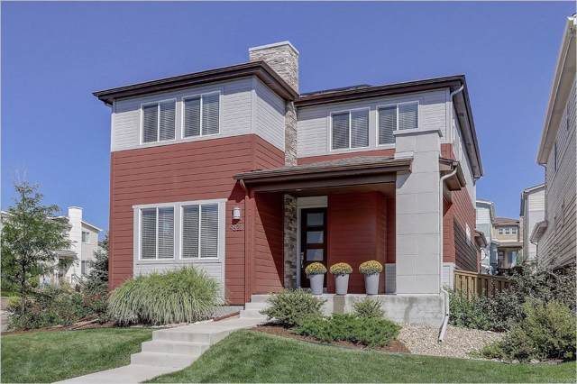 9823 Dunning Circle, Highlands Ranch, CO 80126 (MLS #9176244) :: 8z Real Estate