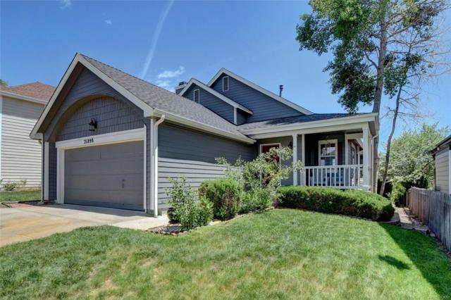 21898 Saddlebrook Court, Parker, CO 80138 (#9176342) :: The Heyl Group at Keller Williams