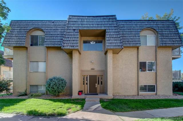 7355 E Quincy Avenue #201, Denver, CO 80237 (MLS #9176480) :: Keller Williams Realty