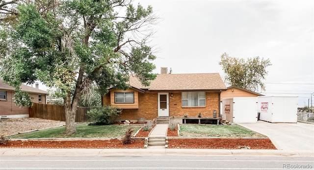 11364 Claude Court, Northglenn, CO 80233 (MLS #9176623) :: 8z Real Estate