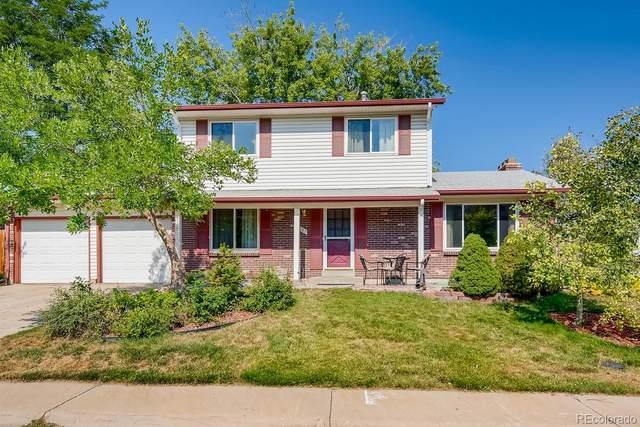 4767 S Lewis Court, Littleton, CO 80127 (MLS #9176867) :: 8z Real Estate