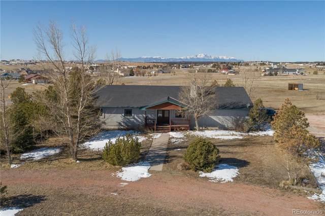 13410 Eastonville Road, Elbert, CO 80106 (MLS #9177574) :: 8z Real Estate