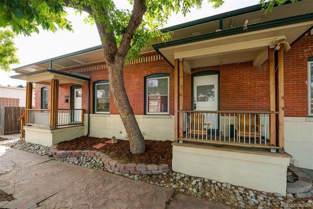 520 E Dakota Avenue, Denver, CO 80209 (#9177791) :: Chateaux Realty Group