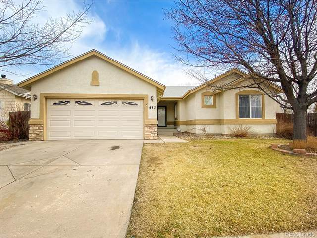 885 Aspenglow Lane, Colorado Springs, CO 80916 (MLS #9178417) :: 8z Real Estate