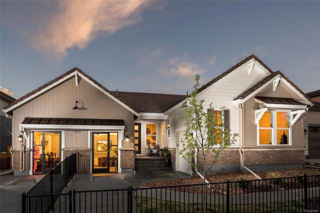 13834 Watermark Lane, Parker, CO 80134 (#9178560) :: The Galo Garrido Group