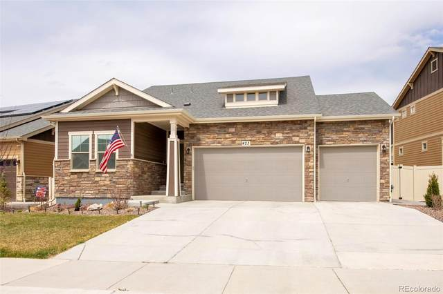 423 Altona Way, Erie, CO 80516 (#9178774) :: Bring Home Denver with Keller Williams Downtown Realty LLC
