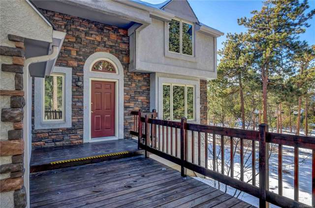 18958 Spyglass Circle, Monument, CO 80132 (#9179478) :: The Healey Group