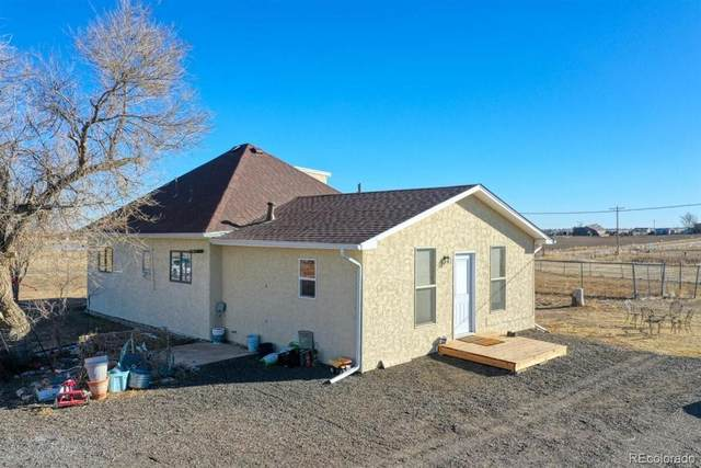 2793 County Road 17, Brighton, CO 80603 (#9180380) :: Stephanie Fryncko | Keller Williams Integrity