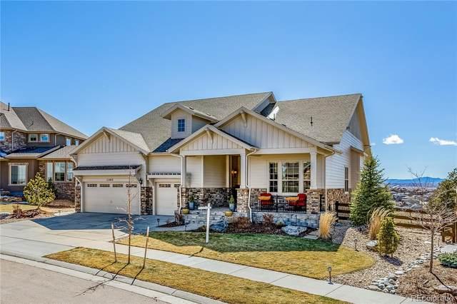 11583 Pine Canyon Drive, Parker, CO 80138 (#9180659) :: Wisdom Real Estate