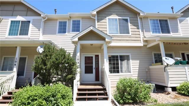 19246 E Idaho Place #103, Aurora, CO 80017 (#9180724) :: The Griffith Home Team