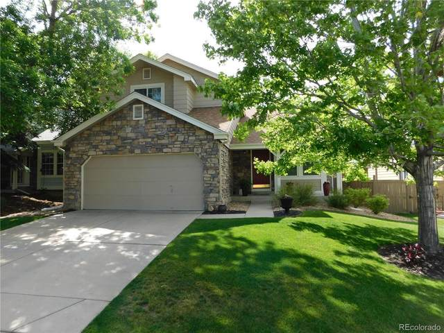 5885 S Meadow Lark Place, Castle Rock, CO 80109 (#9180871) :: My Home Team