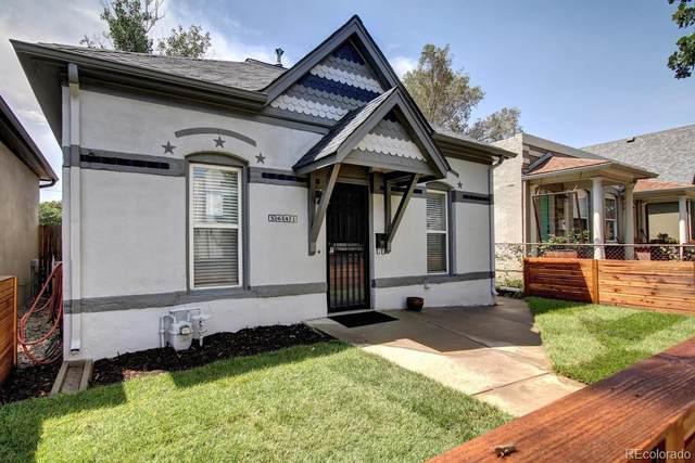 3641 Jason Street, Denver, CO 80211 (#9181182) :: Re/Max Structure