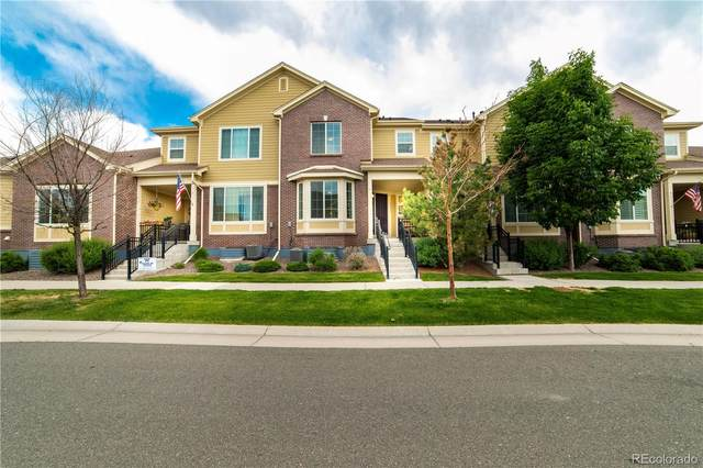 16085 W 62nd Lane C, Arvada, CO 80403 (#9181230) :: The Gilbert Group