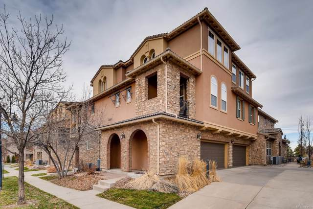3441 Cascina Place C, Highlands Ranch, CO 80126 (#9181428) :: The DeGrood Team