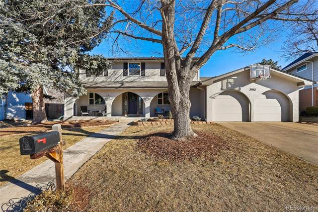 3982 S Syracuse Way, Denver, CO 80237 (#9181803) :: The Dixon Group