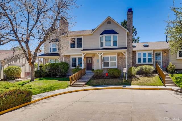 7637 S Steele Street, Centennial, CO 80122 (#9182024) :: Venterra Real Estate LLC