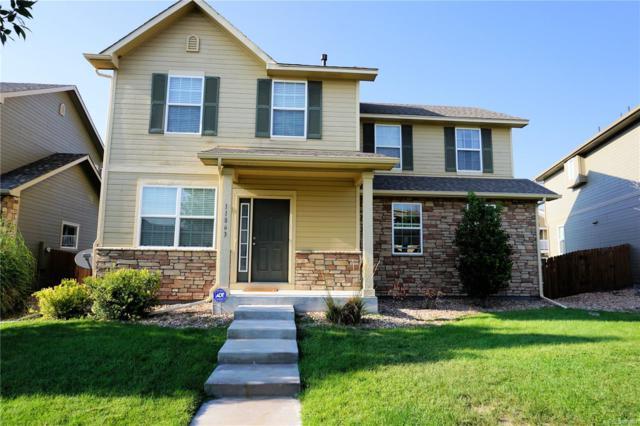 11863 E 111th Avenue, Commerce City, CO 80640 (#9182132) :: Wisdom Real Estate