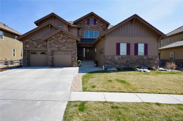 10728 Backcountry Drive, Highlands Ranch, CO 80126 (#9182200) :: Sultan Newman Group