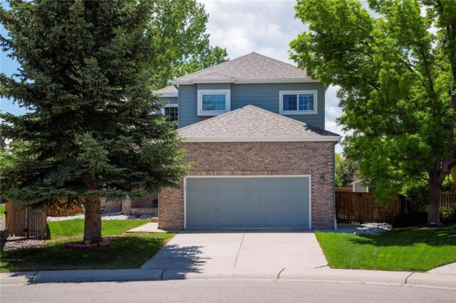 322 Florence Court, Highlands Ranch, CO 80126 (#9182250) :: The Pete Cook Home Group