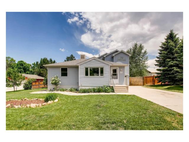 6484 S Prescott Street, Littleton, CO 80120 (MLS #9182358) :: 8z Real Estate