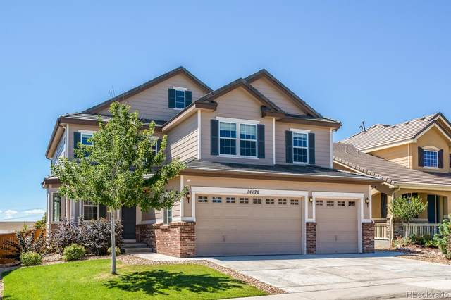 14176 Double Dutch Circle, Parker, CO 80134 (MLS #9182418) :: Keller Williams Realty