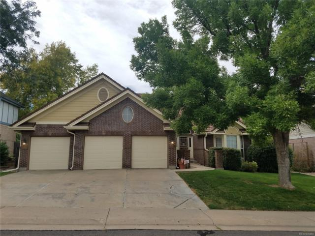 7723 S Louthan Street, Littleton, CO 80120 (#9182593) :: House Hunters Colorado