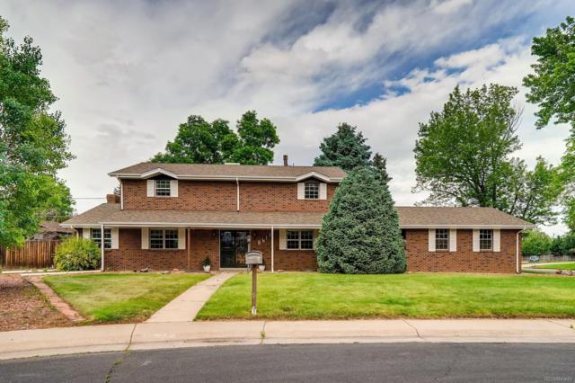 8611 W 69th Place, Arvada, CO 80004 (#9182760) :: Bring Home Denver