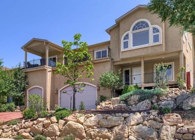 1550 Manitou Boulevard, Colorado Springs, CO 80904 (#9182785) :: The DeGrood Team