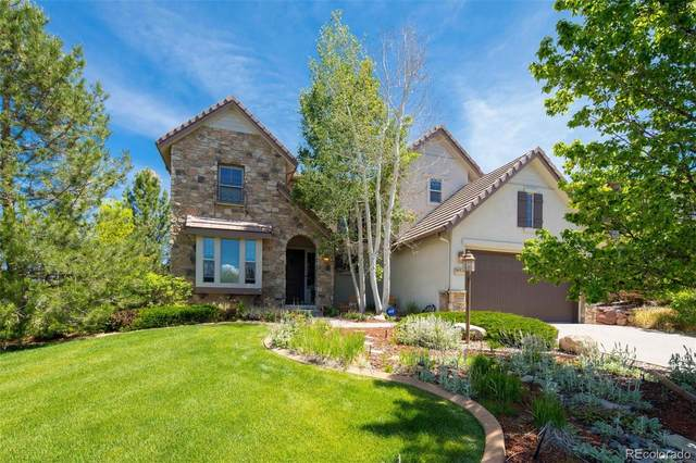 9691 Sunset Hill Place, Lone Tree, CO 80124 (MLS #9183246) :: 8z Real Estate