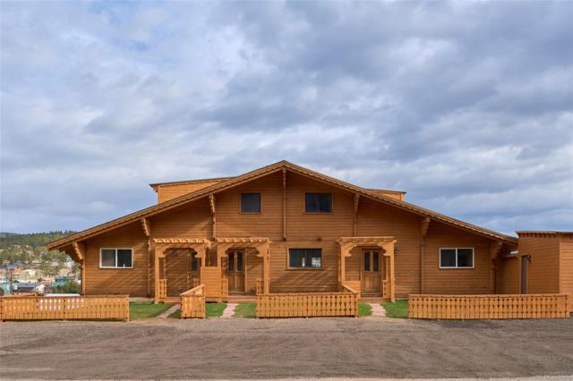 187 Conger Drive #105, Nederland, CO 80466 (#9183605) :: The Peak Properties Group