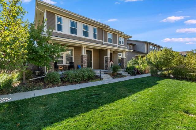 3388 Valentia Street, Denver, CO 80238 (MLS #9183959) :: Kittle Real Estate