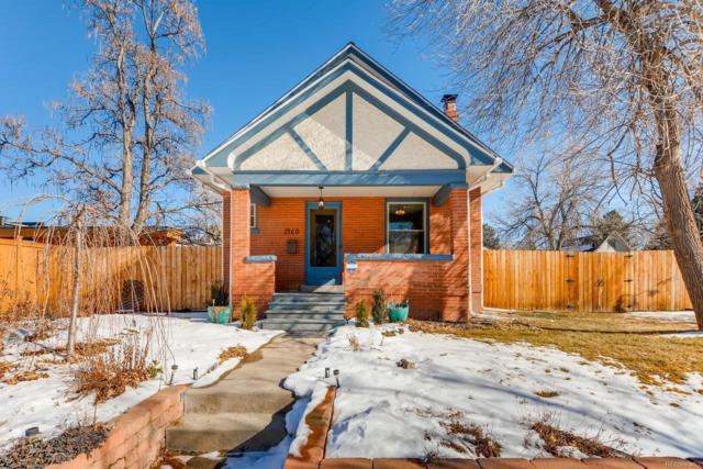 1460 Magnolia Street, Denver, CO 80220 (#9184503) :: Ben Kinney Real Estate Team