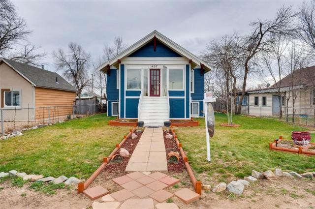 407 Grand Avenue, Platteville, CO 80651 (#9185187) :: The Galo Garrido Group