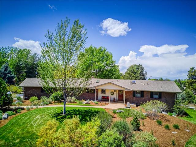 5401 S Krameria Street, Greenwood Village, CO 80111 (#9185206) :: Wisdom Real Estate