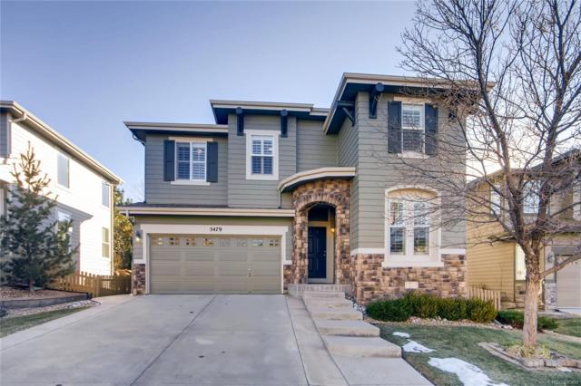 5479 Fullerton Circle, Highlands Ranch, CO 80130 (#9186160) :: The Gilbert Group
