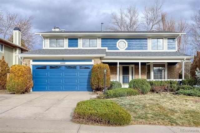 2468 S Eldridge Court, Lakewood, CO 80228 (MLS #9186203) :: 8z Real Estate
