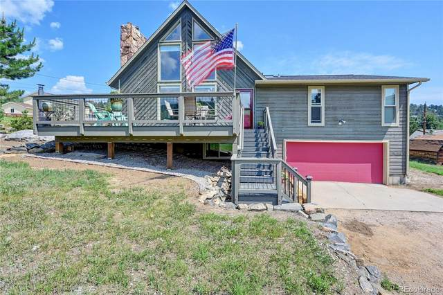 30351 Stagecoach Boulevard, Evergreen, CO 80439 (#9186301) :: You 1st Realty